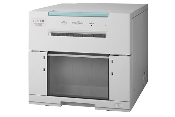 [photo] ASK-500 프린터