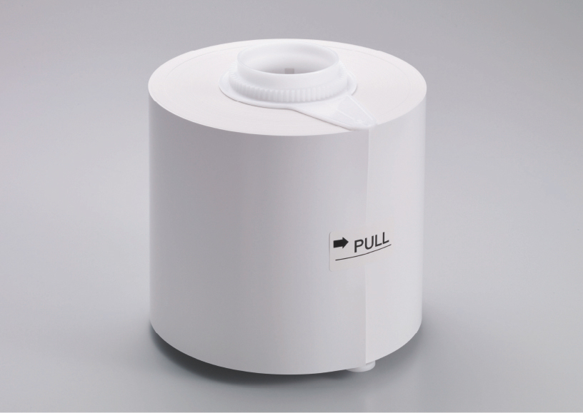[photo] White Paper Roll replacement for ASK-500