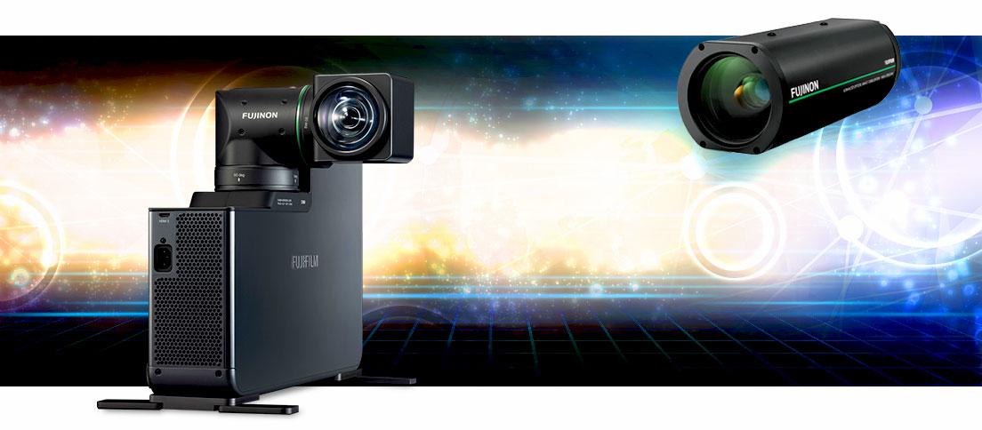 [photo] FUJINON 프로젝터 시스템 및 방송용 렌즈