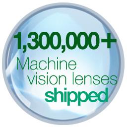 [이미지] 1,300,000개 이상 납품된 머신 비전 렌즈