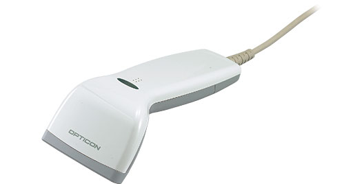 [photo] Sample barcode reader for the DRI-CHEM NX10N