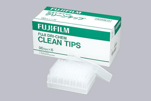 [photo] FUJI DRI-CHEM CLEAN TIPS