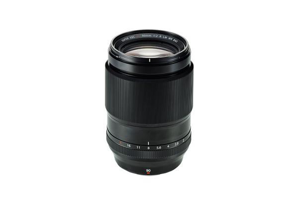 [photo] Fujifilm XF90mmF2 R prime lens - Black