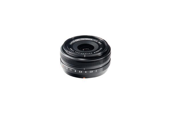 [photo] Fujifilm XF18mmF2 R prime lens - Black