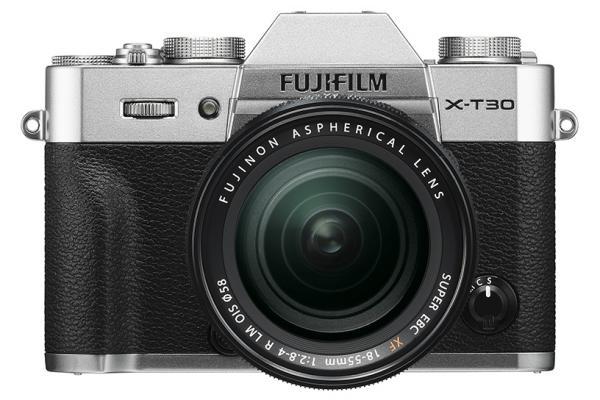 [photo] Fujifilm X-T30 System Digital Camera - Silver and black