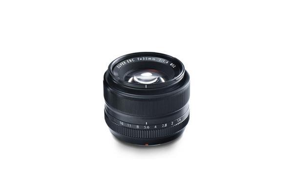 [photo] Fujifilm XF35mmF1.4 R prime lens - Black