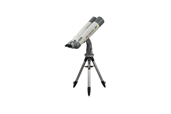 [사진] 삼각대 위에 장착된 LB150 쌍안경