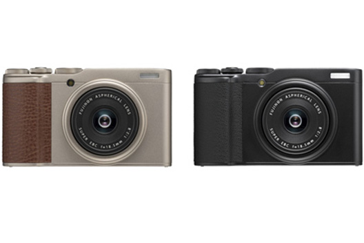 "[Photo]Premium compact digital camera ""FUJIFILM XF10"""