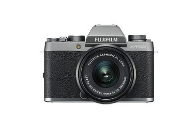 "[Photo]Mirrorless digital camera ""FUJIFILM X-T100"""