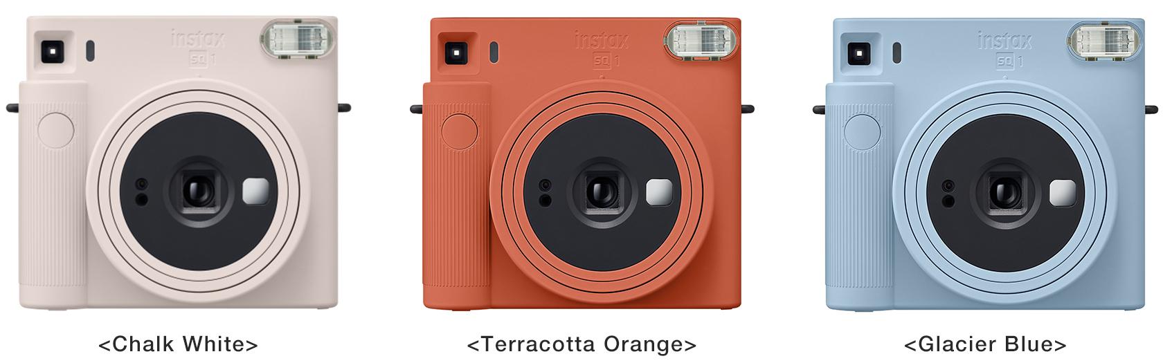 "[Image]Instant camera ""instax SQUARE SQ1"""
