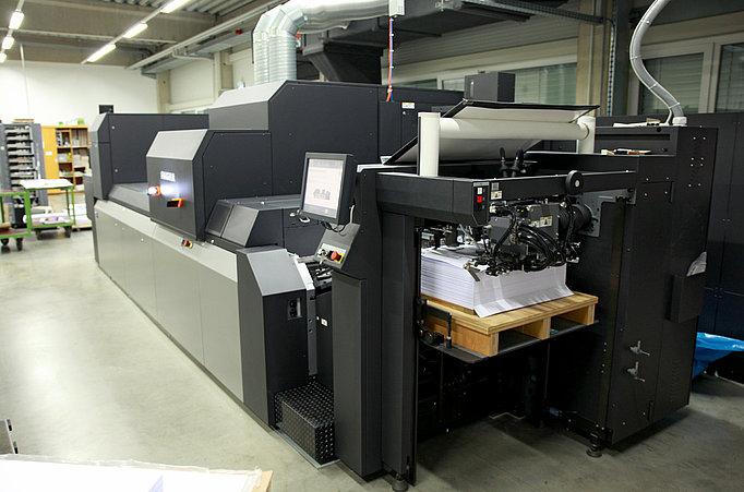 Fujifilm Jet Press 750S