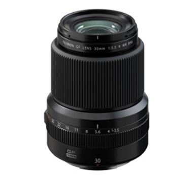 "[image]Interchangeable lens for GFX series digital cameras ""FUJINON Lens GF30mmF3.5 R WR"""