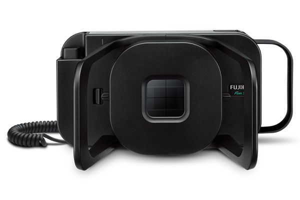 [photo] Portable X-ray Unit FDR Xair