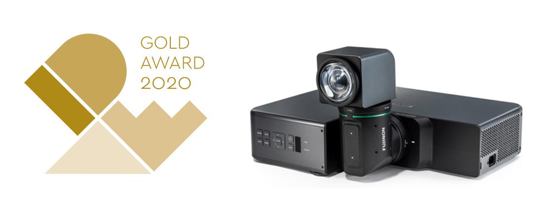 "[image]Ultra-short throw projector ""FUJIFILM PROJECTOR Z5000"""