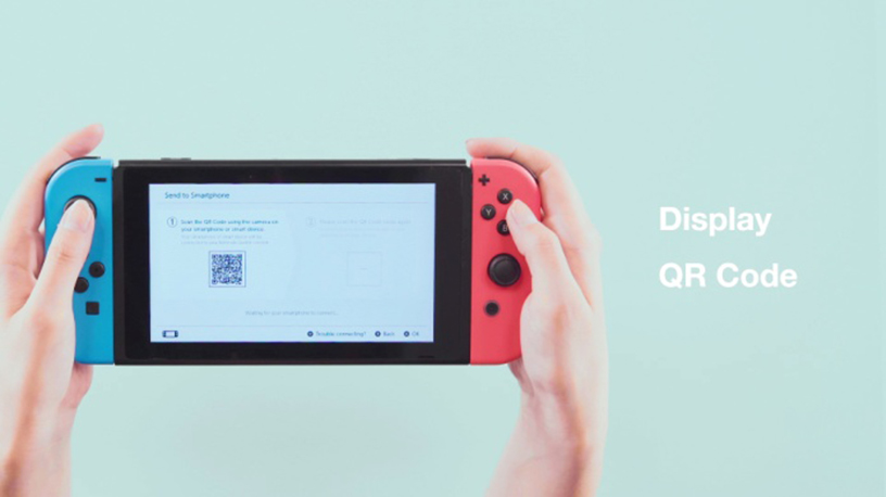 [image](2) A QR code for connecting to Wifi appears.