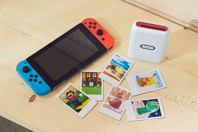 """new app for """"instax mini Link"""""""