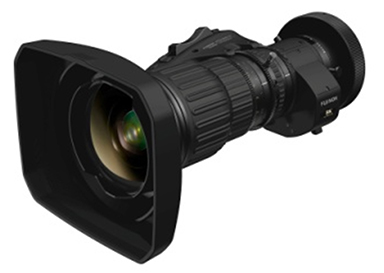 """[image]8K-compatible broadcast zoom lens""""FUJINON HP12×7.6ERD-S9"""""""