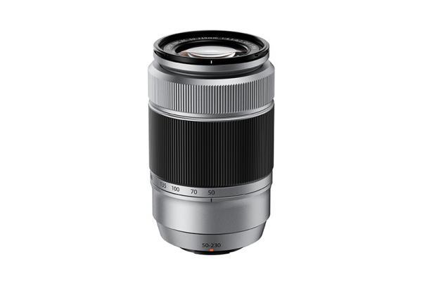 [photo] Fujifilm XC50-230mmF4.5-6.7 zoom lens - Silver