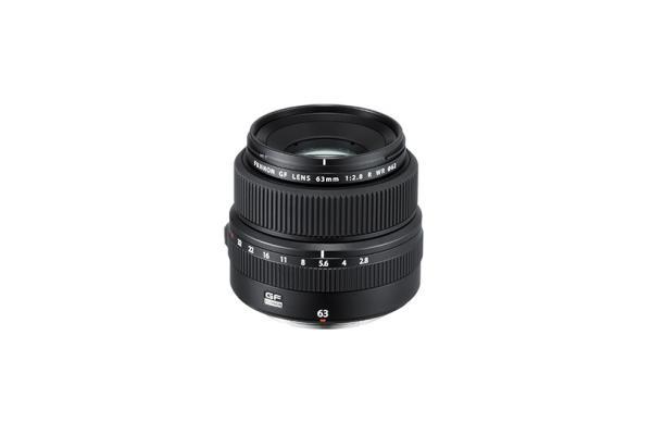 [photo] Fujifilm GF63mm lens