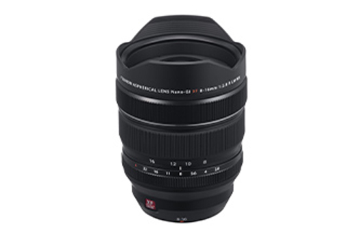 "[Photo]Interchangeable lens for digital camera X Series ""FUJINON XF8-16mmF2.8 R LM WR"""