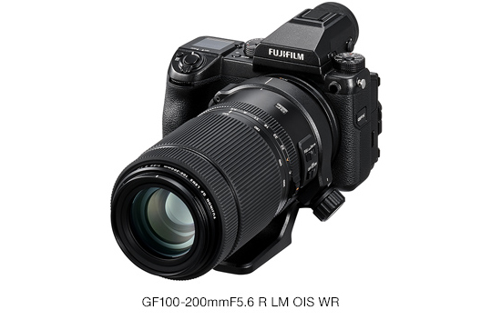 [Photo]GF100-200mmF5.6 R LM OIS WR