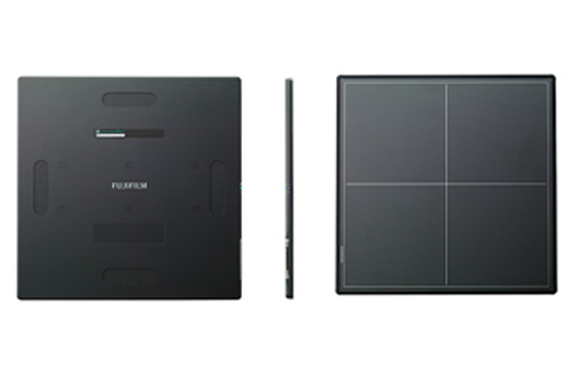 "[Photo]X-ray diagnostic imaging system ""FUJIFILM DR CALNEO Dual"""