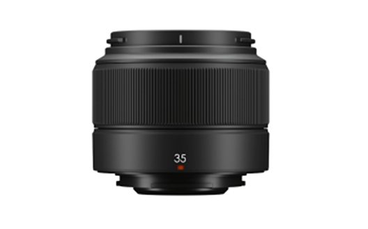 "Interchangeable lens for digital camera X series ""FUJINON LENS XC35mmF2.0"""