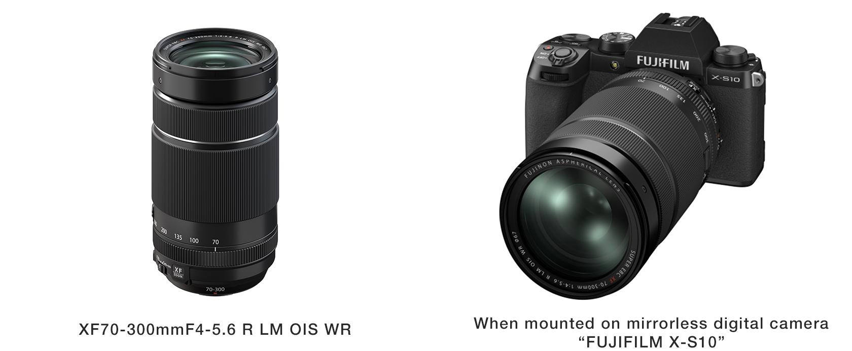 [Image]XF70-300mmF4-5.6 R LM OIS WR