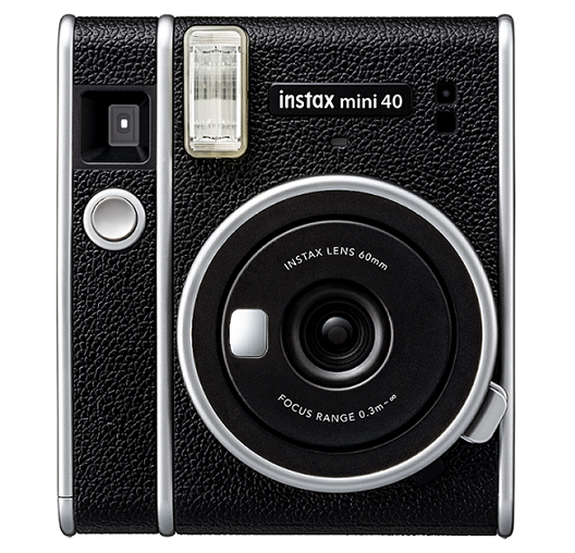 "[Image]Instant camera ""instax mini 40"""