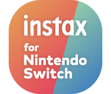 [icon]instax mini Link for Nintendo Switch