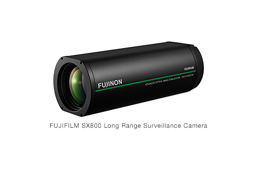 [Photo]FUJIFILM SX800 Long Range Surveillance Camera