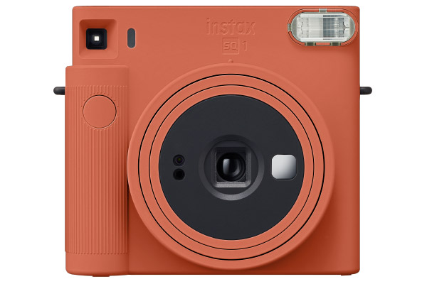 [photo] [image] INSTAX Square SQ1 camera, Terracotta Orange color