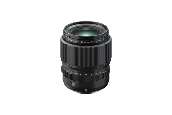 [photo] Fujifilm GF80mm lens
