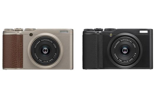 "[Photo]Premium compact digital camera ""FUJIFILM XF10"""