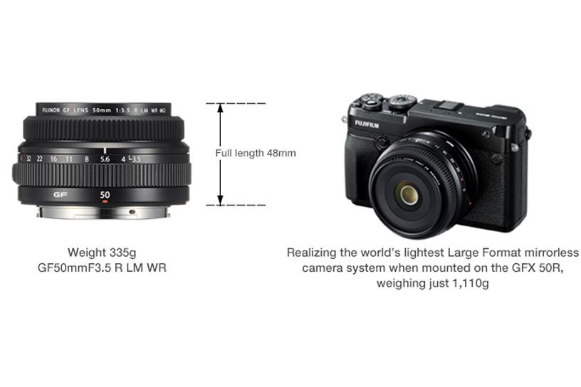 [Photo]GF50mmF3.5 R LM WR