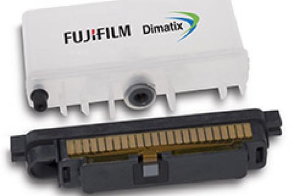 Cartridge voor Dimatix-materiaal