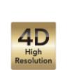 [logo] 4D High Resolution