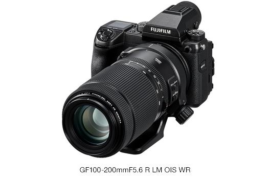 [Photo]GF100-200mmF5.6 R LM OIS WR