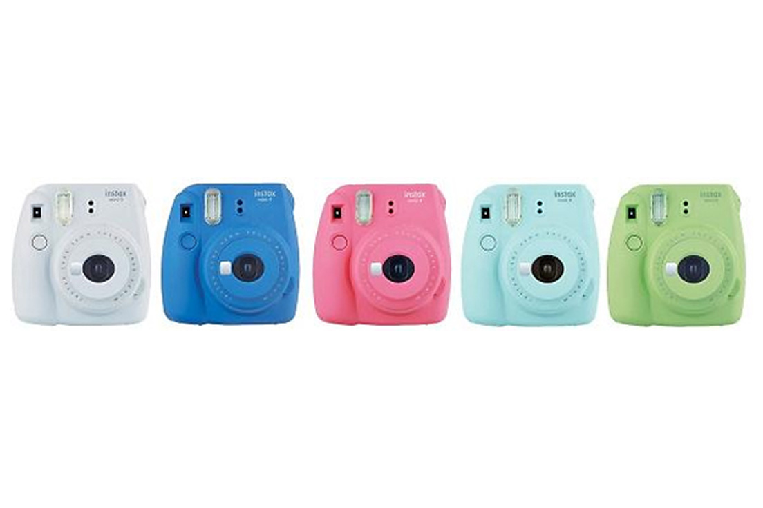 """[Photo]Instant camera """"instax mini 9"""" (Overseas-only model)"""