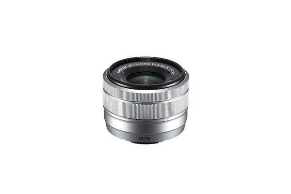 [photo] Fujifilm XC15-45mmF3.5-5.6 zoom lens - Silver
