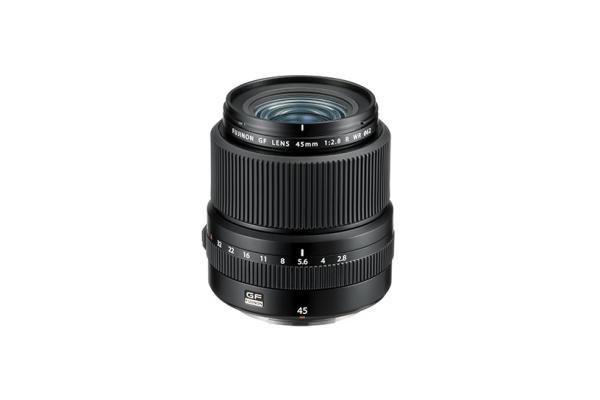 [photo] Fujifilm GF45mm lens