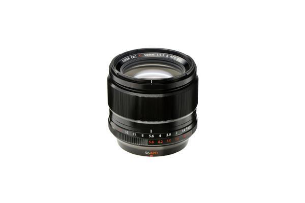 [photo] Fujifilm XF56mmF1.2 R APD prime lens - Black
