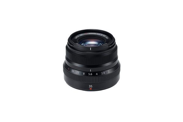 [photo] Fujifilm XF35mmF2 R WR prime lens - Black