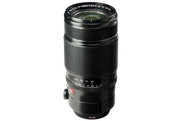 [photo] Fujifilm XF50-140mmF2.8 R zoom lens - Black