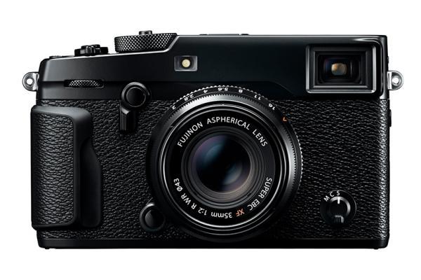 [photo] Fujifilm X-Pro2 System Digital Camera - Black