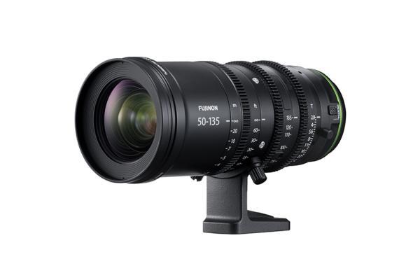 [photo] Fujifilm MKX50-135mmT2.9 X Mount Cine lens - Black