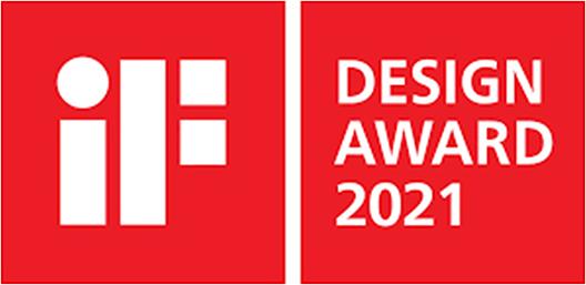 [logo]iF Design Award 2021
