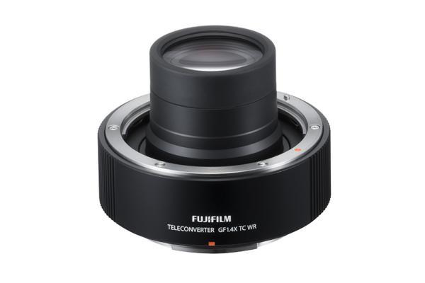 [photo] Fujifilm lens teleconverter