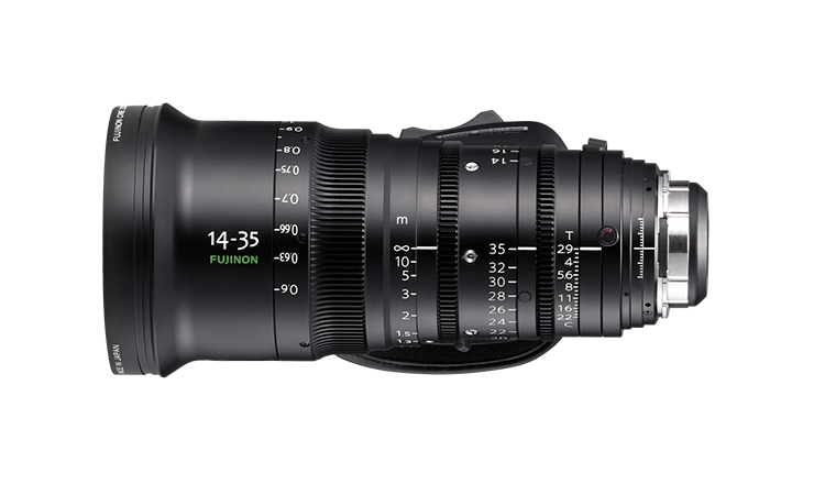 [photo] ZK14-35mm T2.9 zoom lens