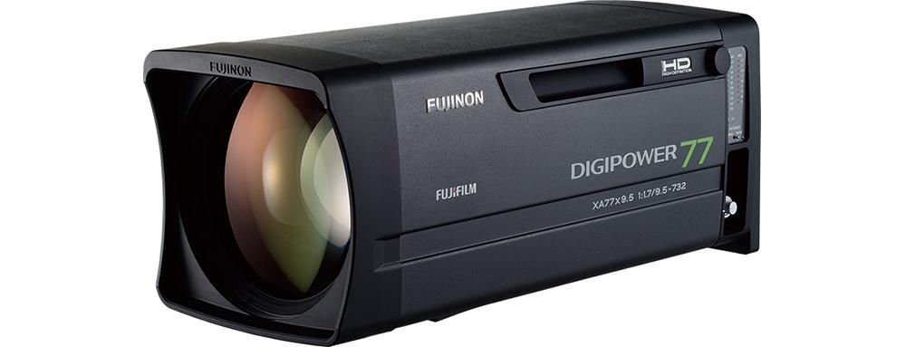[photo] 2/3 inch Studio / Field Box lens model XA77x9.5BESM